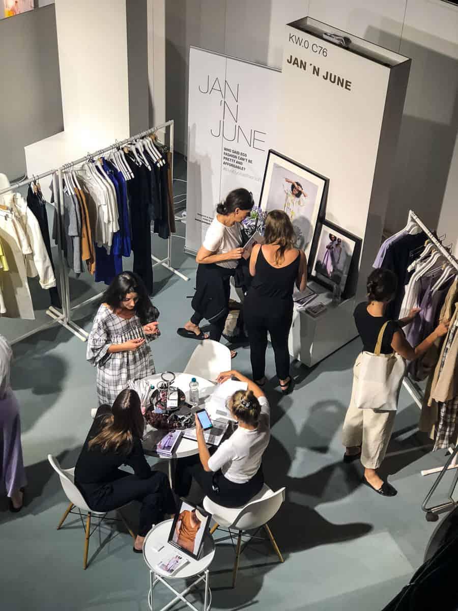 Jan'n'June @ Ethical Fashion Show