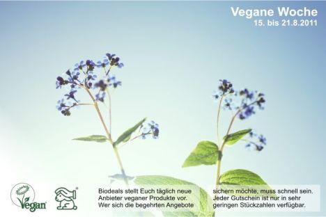Vegane Woche bei Biodeals – Gutscheine für Vegan Wonderland, Naturtalent², muso koroni u.a. stark reduziert