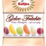 Liste Produkte Katjes vegan und vegetarisch inkl. Sallos, Frigeo, Granini und Gletscher Eis