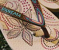 iPANEMA Flip Flops und Wedges vegan und nachhaltig produziert