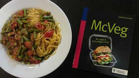 Buch-Tipp: McVeg – 80 vegane Schnellgerichte