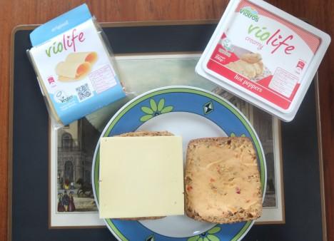 Veganer Käse von Violife im Test