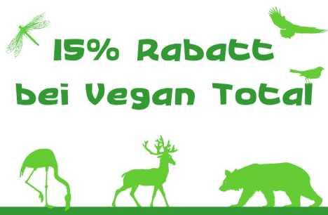 Vegan Total Gutschein