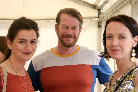 Nadine, Jörg und Sonja