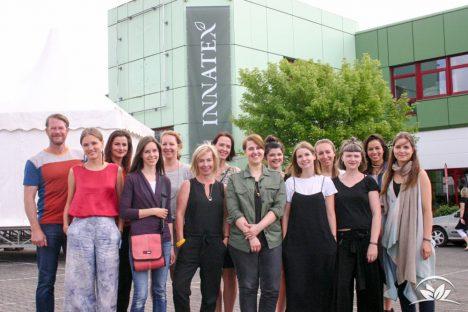Blogger Treffen auf der Innatex