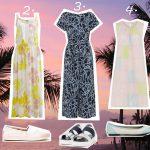 5 Sommerkleider und passende vegane Schuhe im Sale!