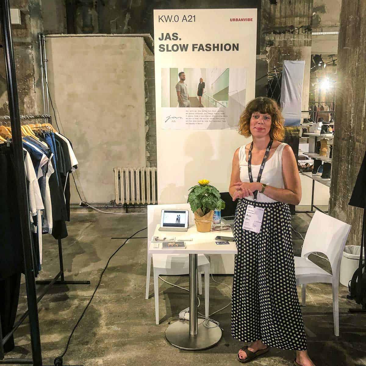 jas.slowfashion @ Ethical Fashion Show