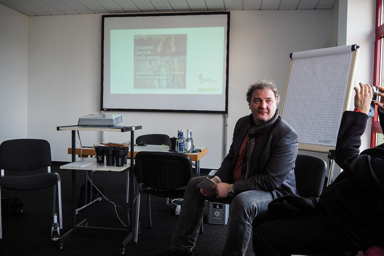 Bloggertreffen auf der Innatex Winter 2018