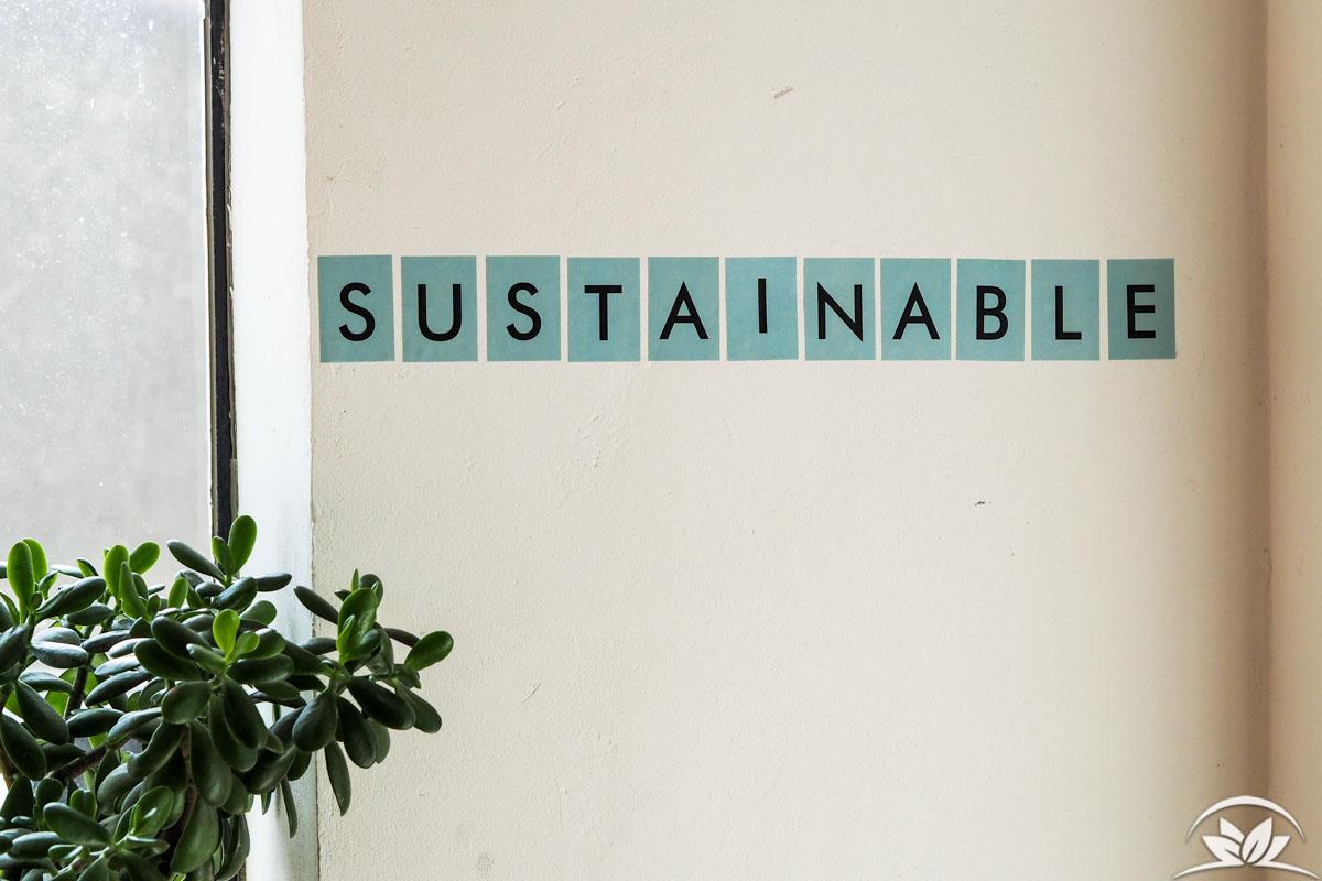 Nachhaltigkeit bei Lana