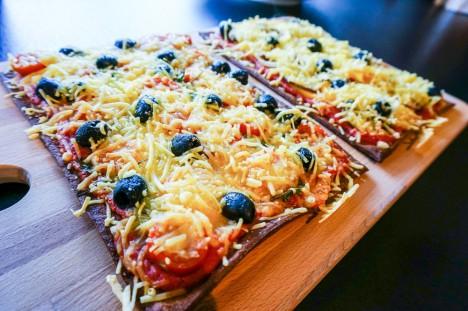 Im Geschmackstest: Lizza – Pizza vegan und glutenfrei!