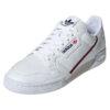 "adidas Originals ""CONTINENTAL 80 VEGAN"" Sneaker Cloud White / Collegiate Navy / Scarlet"