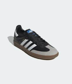 "adidas Originals ""Samba VEGAN"" Sneaker Core Black / Cloud White / Gum"