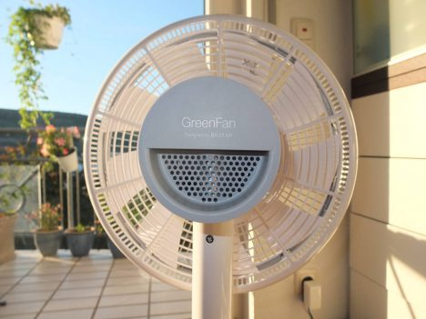 Balmuda GreenFan Ventilator: Frischer Wind in edlem Design [sponsored]