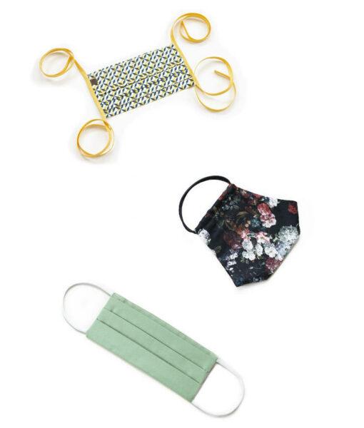 BEWOODEN Stoffmasken aus kleinen Manufakturen