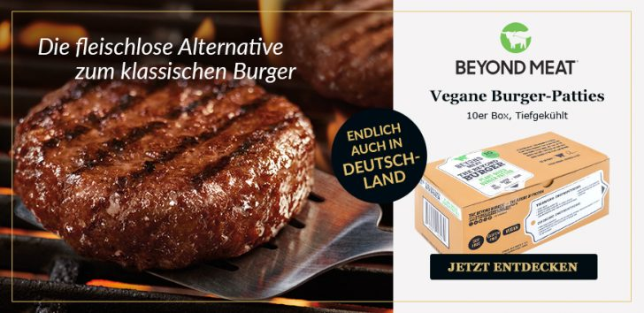 Beyond Meat kaufen Burger Patties vegan