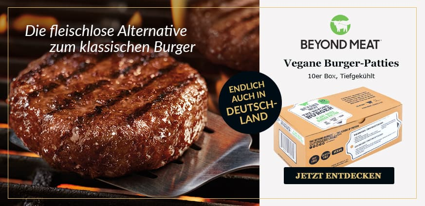 Beyond Meat kaufen Burger Patties vegan