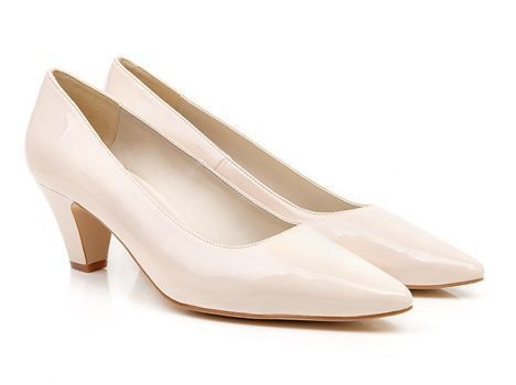 Beyond Skin: Celine - Nude Faux Patent