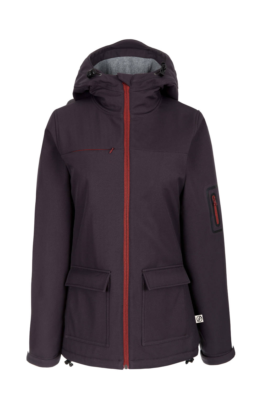 Bleed Sympatex Active Jacke Damen grau