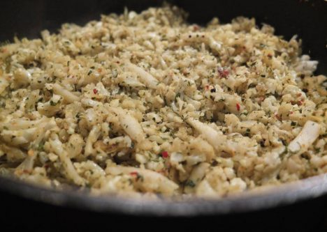 Lecker Blumenkohl-Reis