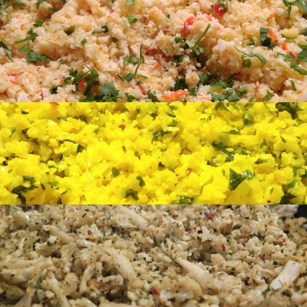 Blumenkohl Reis Rezept