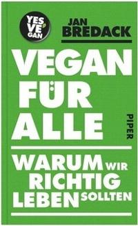 """Gewinnspiel: Buch """"Vegan für alle"""" von Jan Bredack bei QUIEZ gewinnen"""