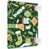 chocri veganer Adventskalender mit 24 Mini-Schokoladen-Tafeln