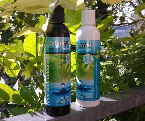 ColourWell Shampoo und Conditioner