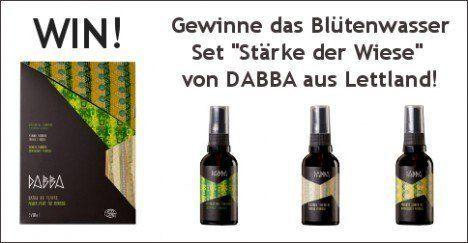 """Give Away: Gewinne ein DABBA Set """"Stärke der Wiese"""""""