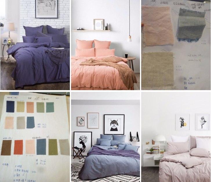 Nachhaltige und organische Bettwäsche von DAYME