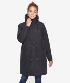 Derbe Damen Winterparka Festland Friese navy