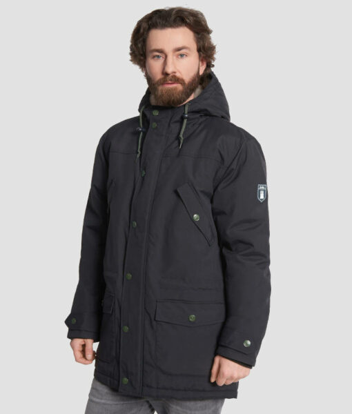 "Derbe Herren Winterjacke ""FP"" dark navy"