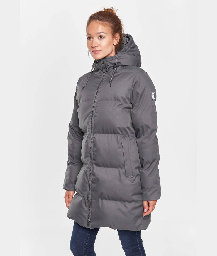 "Derbe Damen Winterjacke ""Stove Girls"" castlerock"
