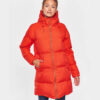 "Derbe Damen Winterjacke ""Stove Girls"" cherry tomato"