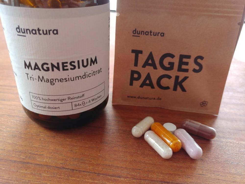 dunatura Tri-Magnesiumcitrat