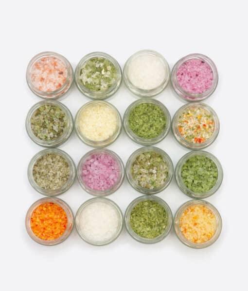 Edelsalz Salz-Spezialiäten mit wunderbaren natürlichen Aromen