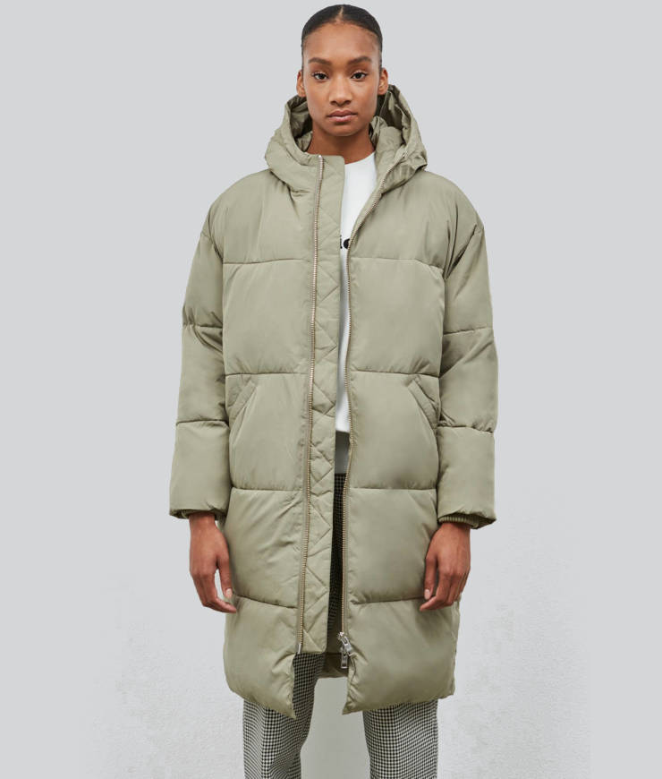 "Embassy of Bricks and Logs Winterjacke ""Elphin"" pale oliv"