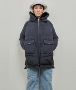 "Embassy of Bricks and Logs Winterjacke ""Lyndon"" blau"