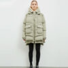 "Embassy of Bricks and Logs Winterjacke ""Lyndon"" pale olive"