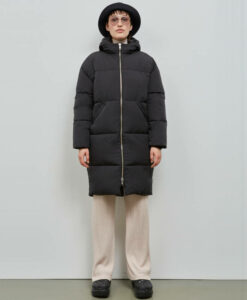 Embassy of Bricks and Logs Winterjacke Elphin black