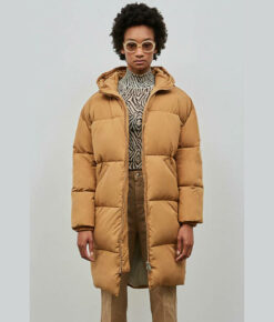 Embassy of Bricks and Logs Winterjacke Elphin Brown Sugar