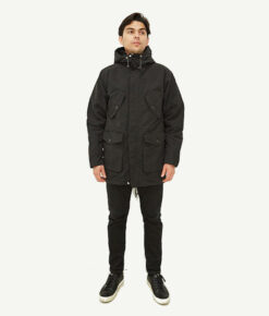 "Embassy of Bricks and Logs Winterjacke ""Sheffield"" black"