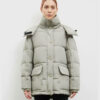 Embassy of Bricks and Logs Winterjacke Sligo Pale Olive