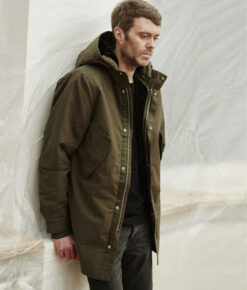 "Embassy of Bricks and Logs Winterjacke ""Stanley"" khaki"