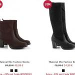 Vegane Esprit Schuhe stark reduziert