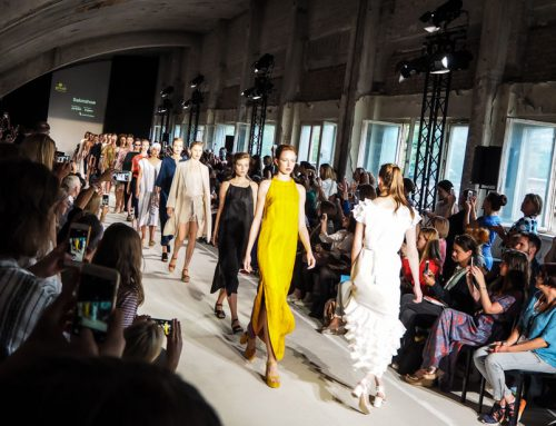 Ethical Fashion Show und Green Showroom in Berlin