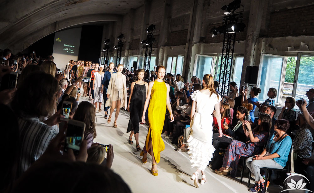 Ethical Fashion Show Berlin 2017