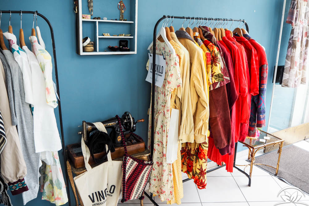 VinoKilo Vintage Kleidung im Pop-Up Store