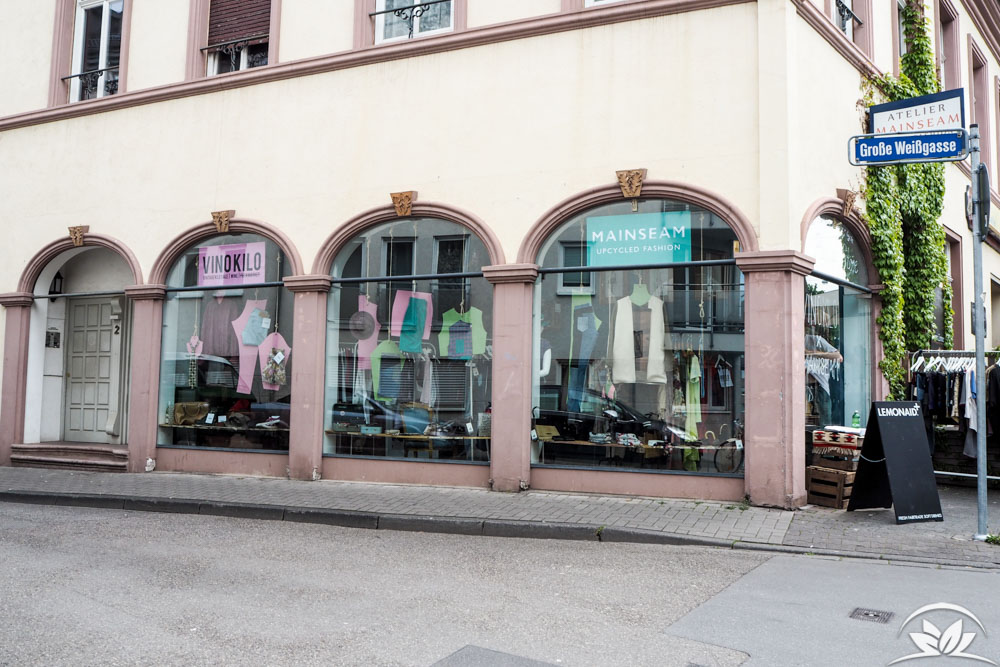VinoKilo und Mainseam Pop-Up Store