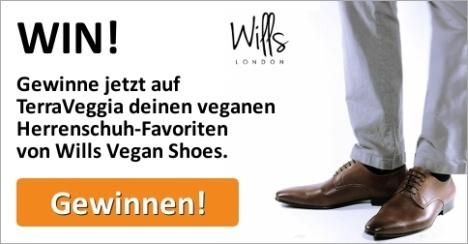Gewinnspiel: Wills Vegan Shoes Herrenschuhe