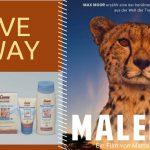 Give Away: Kinokarten für MALEIKA + Naturkosmetik-Set von Luvos